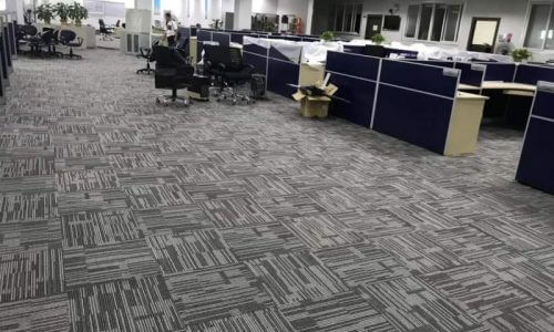 Office carpet tiles – Everything you need to know about